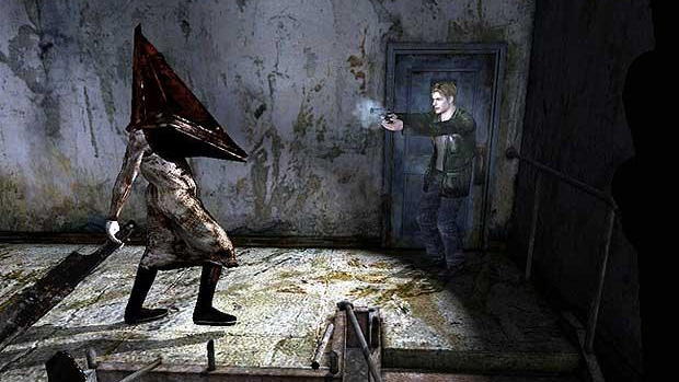 Silent Hill HD Collection (Foto: Divulgação) (Foto: Silent Hill HD Collection (Foto: Divulgação))