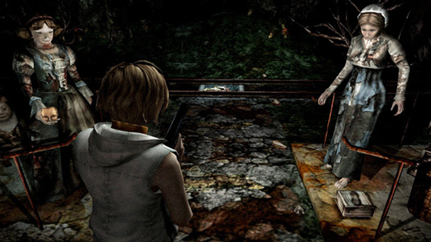 Silent Hill HD Collection (Foto: Divulgação)
