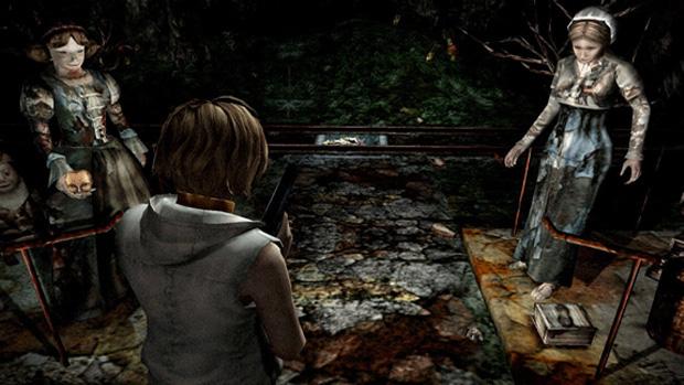 Silent Hill HD Collection ganha trailer de lançamento