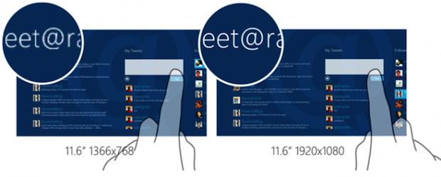 Comparativo de qualidade entre resoluções (Foto: Reprodução/TechCrunch)