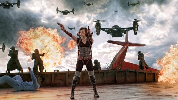 Resident Evil: Retribution 3D (Foto: Divulgação)