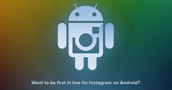Instagram para Android: sonho vai virar realidade (Foto: Reprodução)
