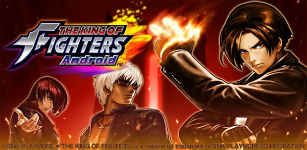 The King of Fighters Android (Foto: Divulgação)