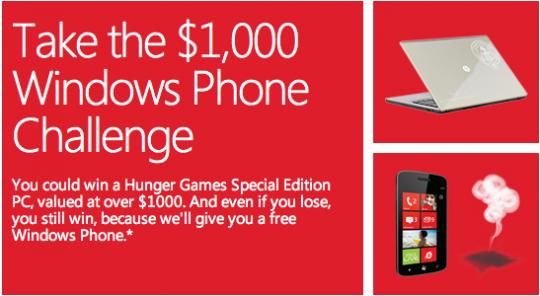 Desafio da Microsoft premia ganhador com edição especial de notebook (Foto: Reprodução)