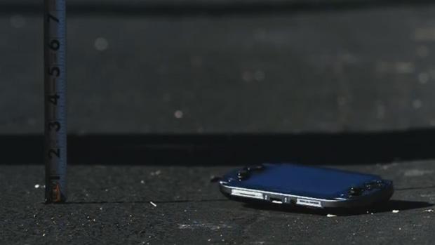 PS Vita resiste a quedas de 1,20m em teste de resistência (Foto: Divulgação)