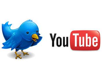 YouTube é a empresa com mais seguidores no Twitter. Confira o TOP 10