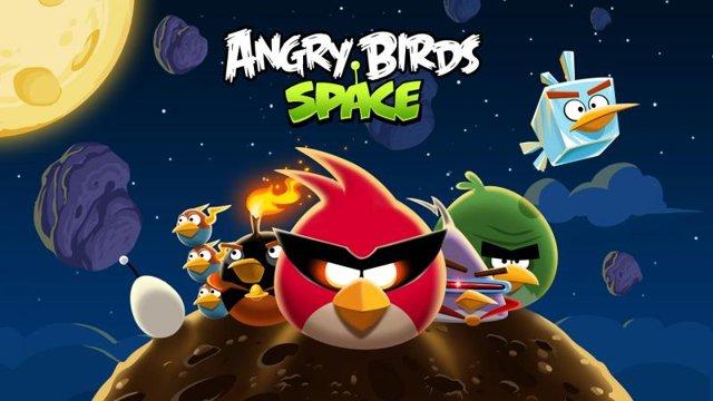 Angry Birds Space foi baixado 10 milhões de vezes em três dias (Foto: Divulgação)