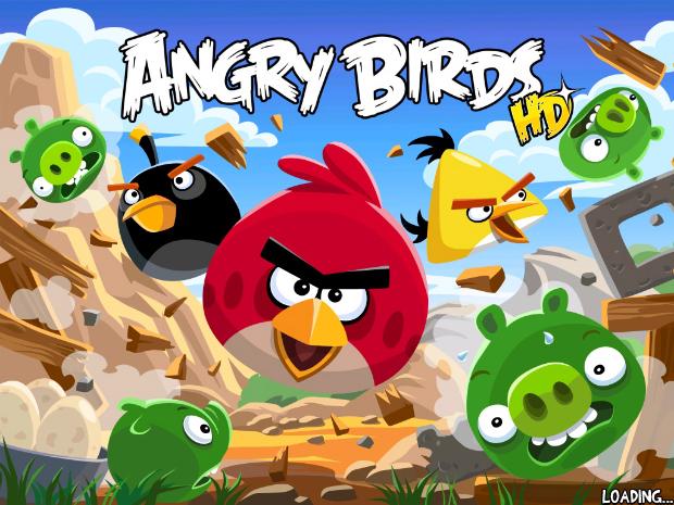 Angry Birds já teve mais de 700 milhões de downloads (Foto: Reprodução/Bruno do Amaral) (Foto: Angry Birds já teve mais de 700 milhões de downloads (Foto: Reprodução/Bruno do Amaral))