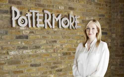 Saga Harry Potter, criada por J.K. Rowling, chega em formato e-book no portal Pottermore (Foto: Divulgação)