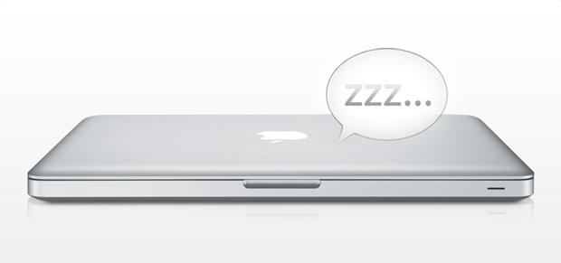 Aprenda a colocar o seu Mac para dormir