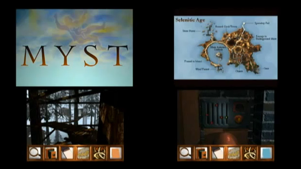 Myst (Foto: Divulgação)