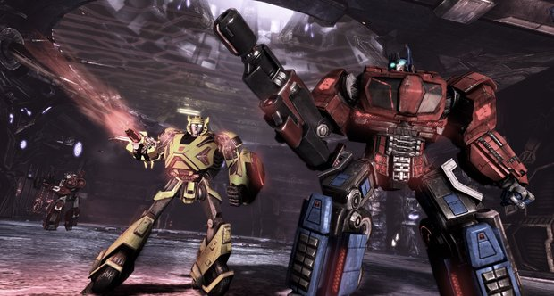 Transformers: Fall of Cybertron (Foto: Divulgação) (Foto: Transformers: Fall of Cybertron (Foto: Divulgação))