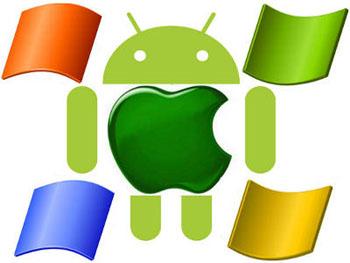 Até 2016, com o crescimento do iOS e Android, Windows ficará ultrapassado (Foto: Reprodução)