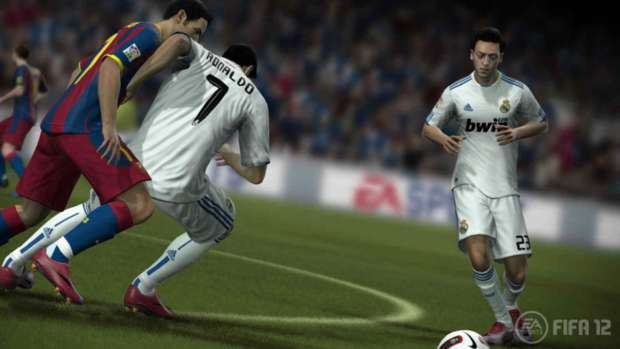 FIFA 12 (Foto: Divulgação)