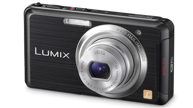 Panasonic FX90 (Foto: Reprodução)