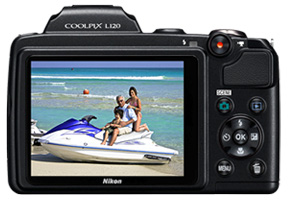 Nikon Coolpix L120 (Foto: Reprodução)