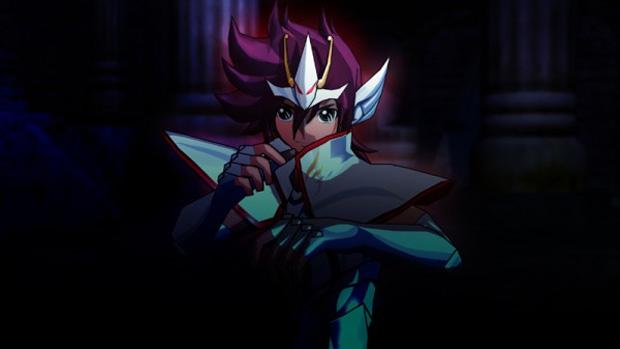 Nova animação de Cavaleiros do Zodíaco, Saint Seiya Omega, também ganhará jogo (Foto: Gematsu)