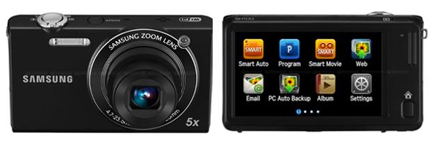 Samsung SH100 (Foto: Reprodução)