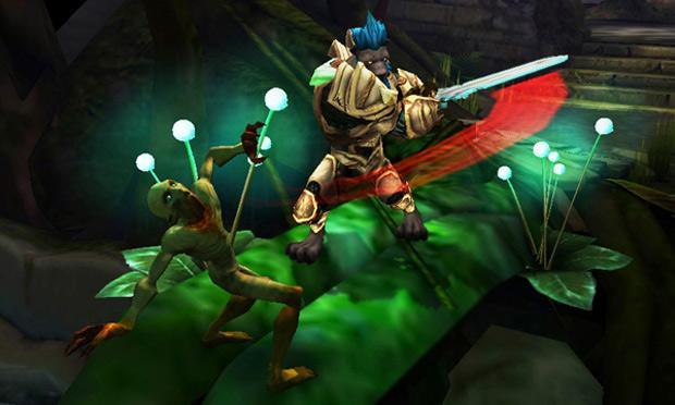 Heroes of Ruin (Foto: Divulgação)