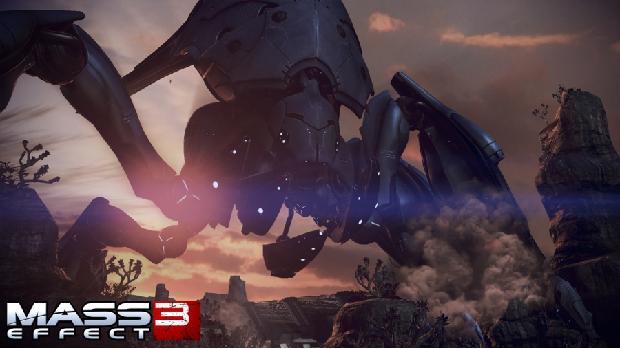 Mass Effect Reaper (Foto: Mass Effect Reaper)