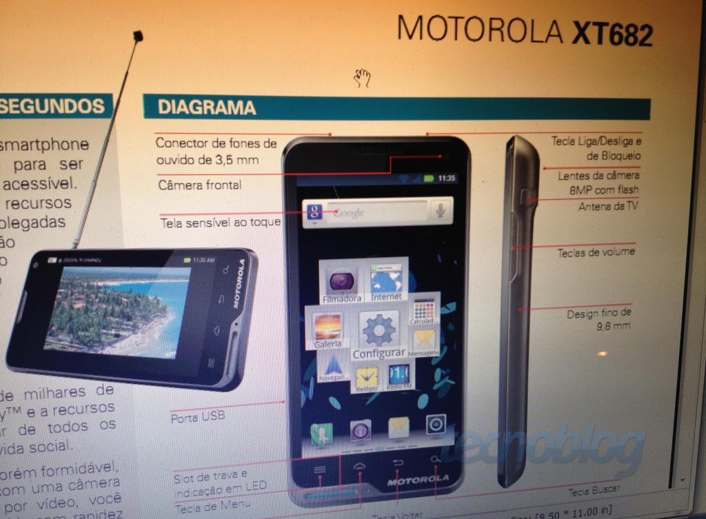 Motoluxe Atrix (Foto: Reprodução/Tecnoblog)