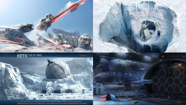 Imagens de Star Wars Battlefront são encontradas em disco de Resident Evil: Operation Raccoon City (Foto: Gaming Everything)