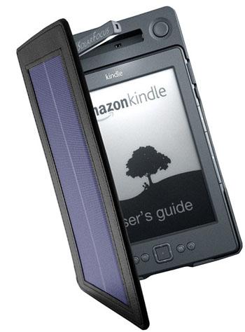 Já pensou em deixar seu e-reader Kindle, da Amazon, sem carregar pro até 3 semanas? (Foto: Reprodução)