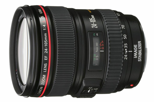 Canon EF 24-105mm (Foto: Reproduo)
