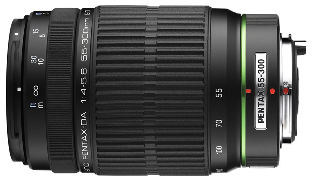Pentax DA 55-300mm f/4-5.8  (Foto: Reproduo/Amazon)
