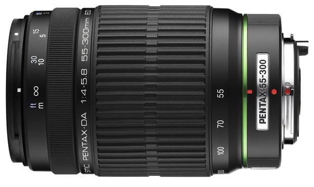 Pentax DA 55-300mm f/4-5.8  (Foto: Reprodução/Amazon)