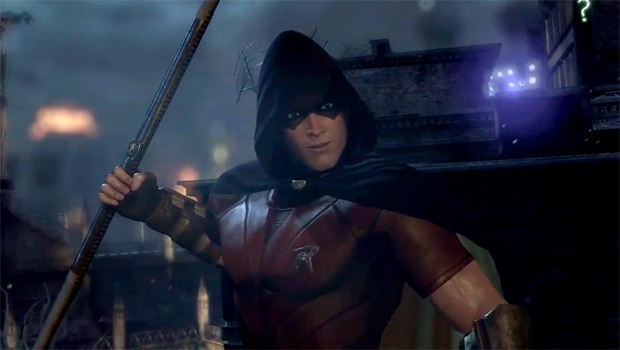 Robin em Arkham City (Foto: Divulgação)