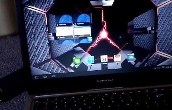 Webtop 3.0 Beta foi revelado por usuário em vídeo no YouTube (Foto: Reprodução)