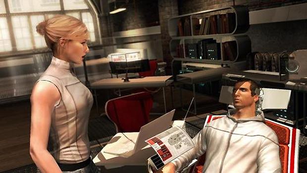Assassin's Creed 3 terá mais participação de Desmond (Foto: Joystiq)