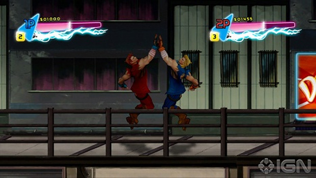 Double Dragon: Neon (Foto: IGN)