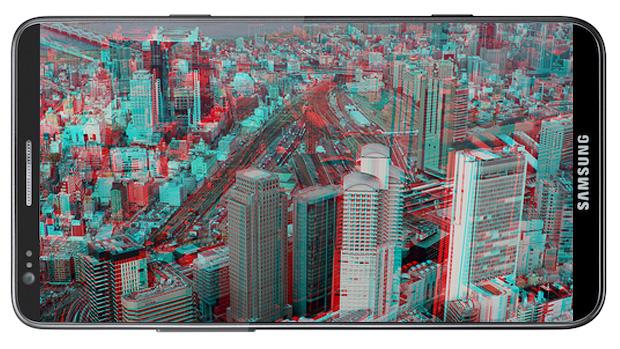 Ao menos um rumor a Samsung já negou: a de que o Galaxy S III terá tela 3D (Foto: Arte/TechTudo)