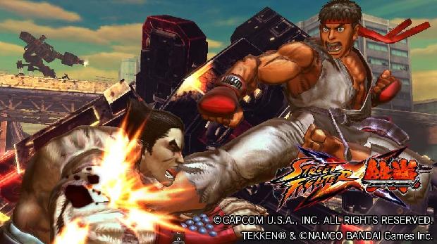 Street x Tekken1 (Foto: Street x Tekken1)