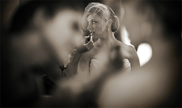 Fotografia de casamento (Foto: Cliff Mautner)