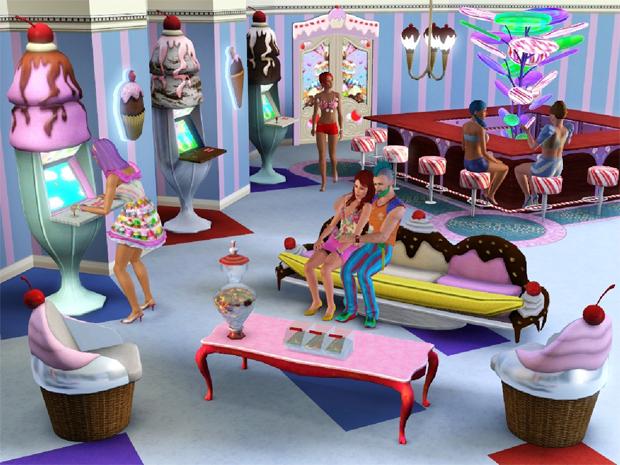 The Sims 3 Katy Perry's Sweet Treats