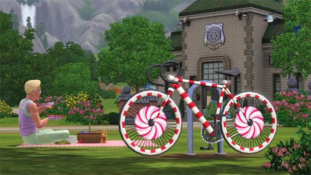 The Sims 3 Katy Perry's Sweet Treats (Foto: Divulgação)