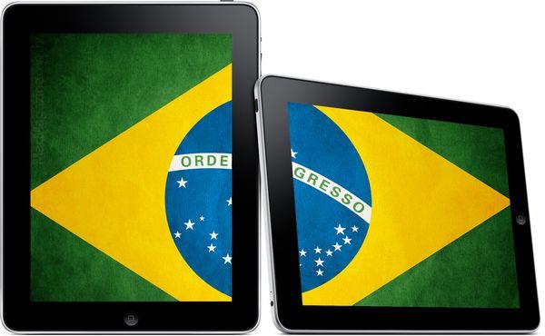 iPad 2 produzido no Brasil (Foto: Divulgação)