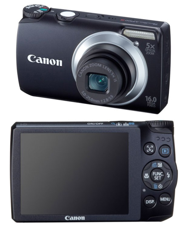 p Canon PowerShot A3300 IS