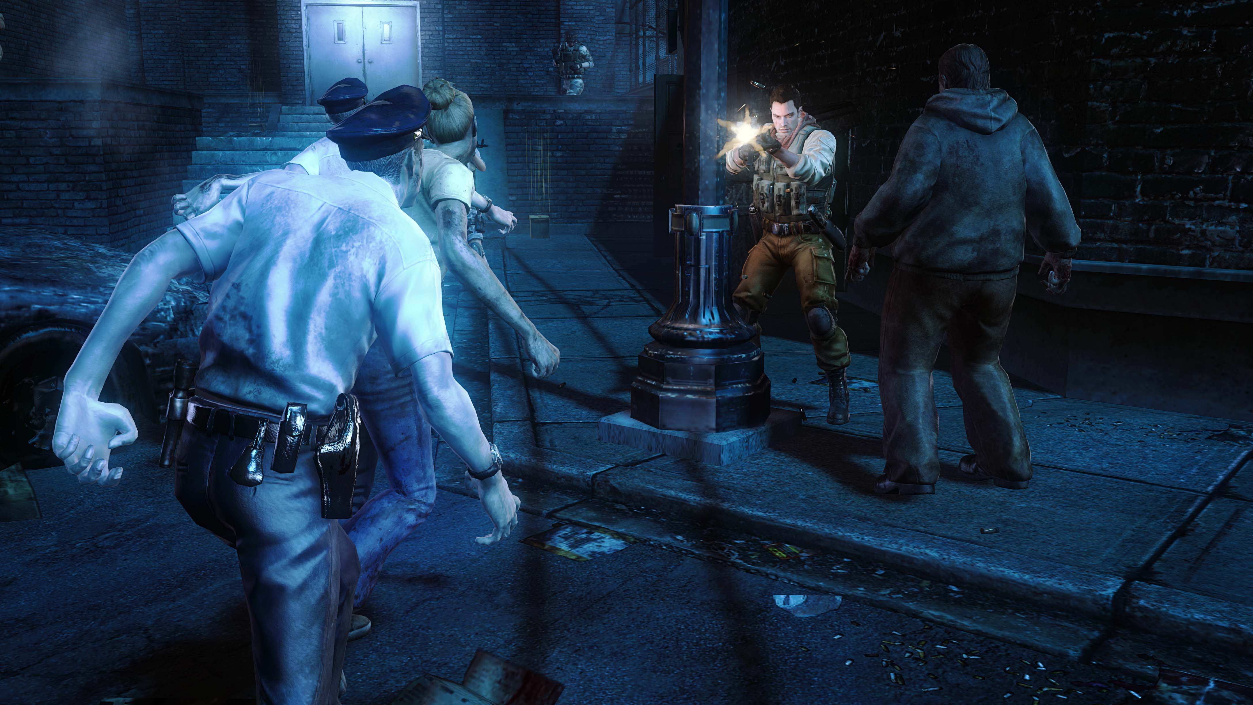 Resident Evil: Operation Raccoon City (Foto: Divulgação)