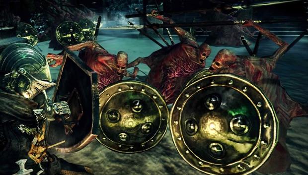 Dark Souls preza pelo alto desafio (Foto: Divulgação) (Foto: Dark Souls preza pelo alto desafio (Foto: Divulgação))