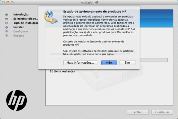 Participação no programa de aprimoramento da HP (Reprodução / Pedro Pisa).