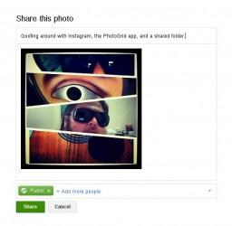 Compartilhar Álbum (Foto: Divulgação) (Foto: Compartilhar Álbum (Foto: Divulgação))