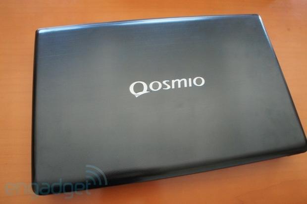 Toshiba Qosmio X875 (Foto: Reprodução/Engadget)