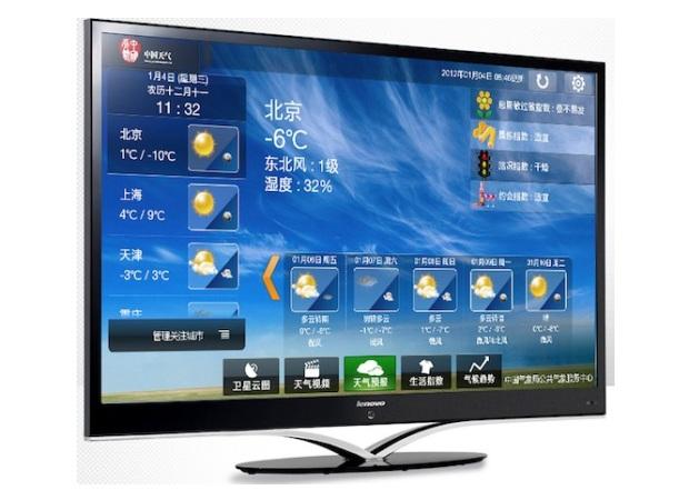 TV LED Lenovo K71 (Foto: Reprodução)