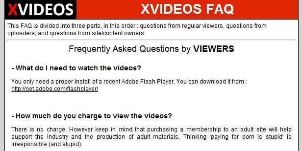 Xvideos é um dos sites mais visitados do mundo (Foto: Reprodução) (Foto: Xvideos é um dos sites mais visitados do mundo (Foto: Reprodução))