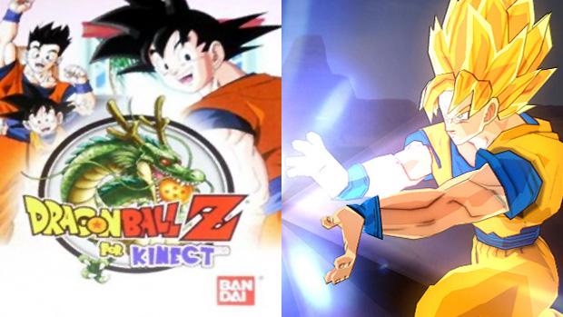 Namco Bandai anuncia Dragon Ball Z Kinect para outubro de 2012 (Foto: Gematsu)
