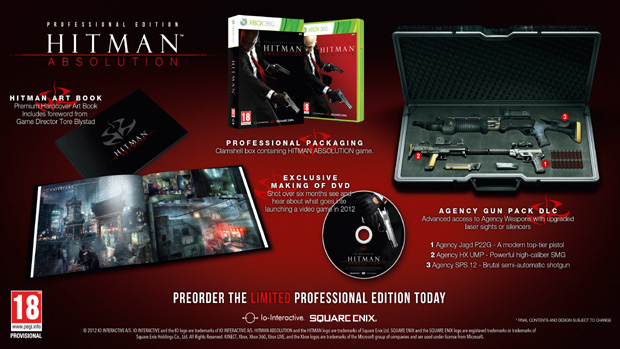 Hitman: Absolution Professional Edition (Foto: Eurogamer)